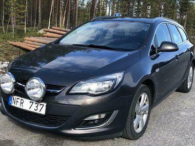 begagnad Opel Astra 1.7 CDTI ecoFLEX Sports Tourer (110hk)