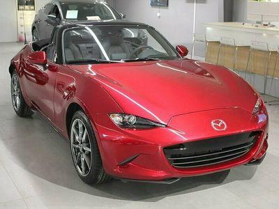begagnad Mazda MX5 Soft top 2.0 184hk