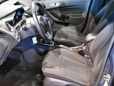 begagnad Ford Fiesta 1.25 82 Titanium 5-d