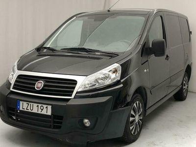 begagnad Fiat Scudo 2.0 MJT