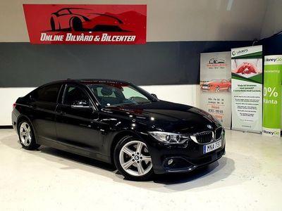 begagnad BMW 420 Gran Coupé Steptronic Sportline 190hk