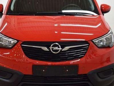 begagnad Opel Crossland X 1.2 81 HK Pluspaket