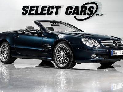 usata Mercedes SL500 5G-Tronic 306hk