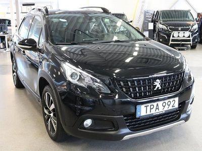 begagnad Peugeot 2008 Gt-Line110hk Aut