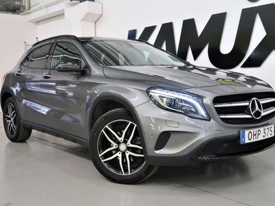 begagnad Mercedes GLA200 d 4MATIC | Urban Line | Drag | 136hk
