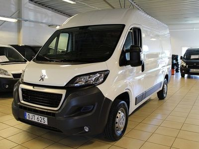 begagnad Peugeot Boxer L2H2 Pro BlueHDi 2017, Transportbil 199 900 kr