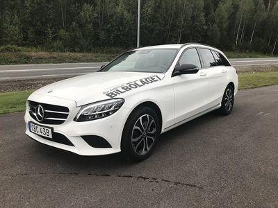 begagnad Mercedes C200 T d 160hk -19