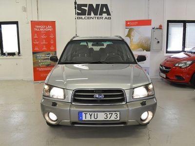 begagnad Subaru Forester 2.0 4WD Automat 125hk 0%Ränta