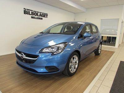 begagnad Opel Corsa Enjoy Plus 5-dörrar 1.4 Automat -19