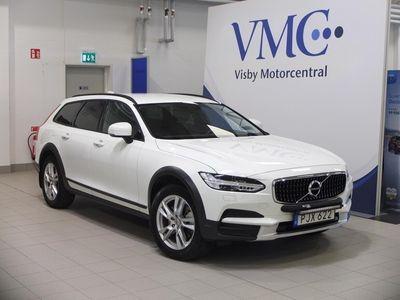 begagnad Volvo V90 CC D4 AWD Business -18