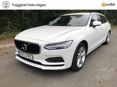 begagnad Volvo V90 D3 2018, Kombi 215 000 kr
