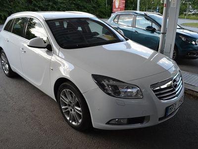 brugt Opel Insignia Sports Tourer S 2.0 CDTI 4X4 160HK Automat