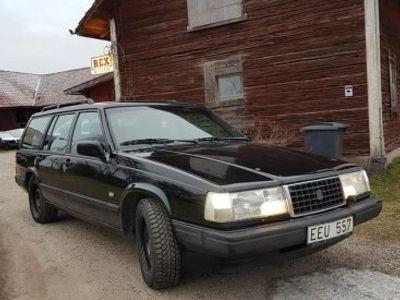 used Volvo 945 classic, Nybes & nyskattad -98