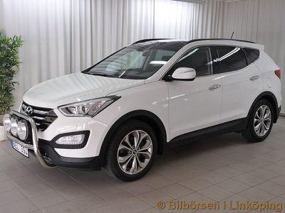 gebraucht Hyundai Santa Fe Fé 2.2 CRDi-R 4WD AUT