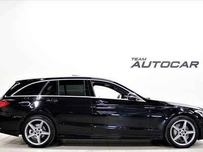 gebraucht Mercedes C220 T d 4MATIC AMG Sport Euro 6 SE UTRUSTNING