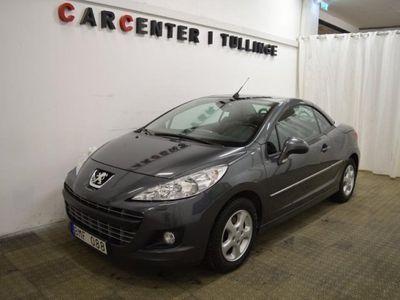 begagnad Peugeot 207 CC 1.6 VTI CAB Helläder (120hk)
