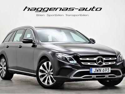 begagnad Mercedes E220 All-Terrain 4MATIC / Wide Screen / 194hk