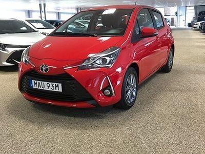 begagnad Toyota Yaris 1.5 ACTIVE SPI VINTERHJUL INGÅR