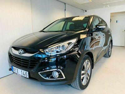 begagnad Hyundai ix35 ELH
