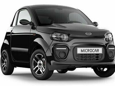 begagnad Microcar Dué Plus