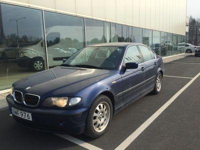 begagnad BMW 318 i Sedan