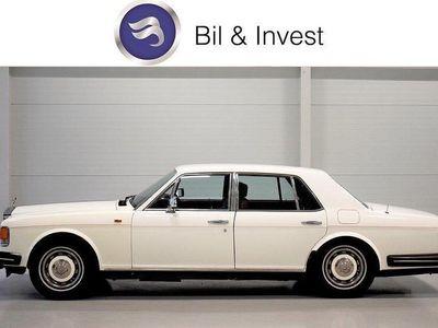 begagnad Rolls Royce Silver Spirit 6.75 V8 Automat 201