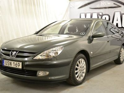 begagnad Peugeot 607 (Ny besiktad) 2.2 (160hk) -04