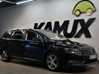 begagnad VW Passat Variant   2.0 TDI   BlueMotion   4Motion   140hk ***