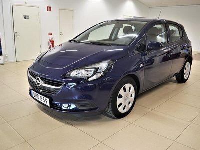begagnad Opel Corsa 1.4 90hk 1Ägare V-hjul LEASEBAR SV