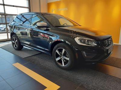 begagnad Volvo XC60 D4 AWD Classic R-Design, Garanti 24 Månader, Utrustad med Bl.a. (on Call, Navigation, Parkeringssensor bak, Drag fast)