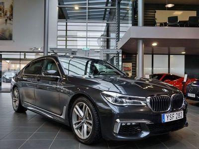 begagnad BMW 750L i Xdrive M-Sport Sv-Såld