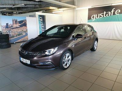 begagnad Opel Astra 1.4 Turbo Dynamic (150HK) -17