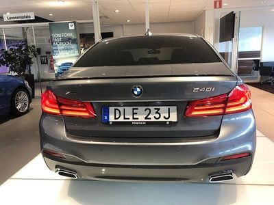 begagnad BMW 540 ixDrive M-performance Innovation Edition 340hk