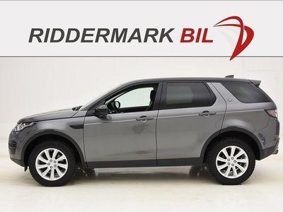 begagnad Land Rover Discovery Sport LUXURY SKINN NAVI 180hk