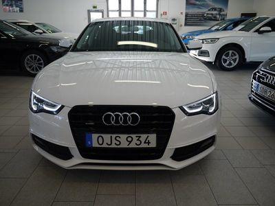 begagnad Audi A5 Sportback 2,0TDI 190hk quattro S-Tronic//S-LINE//