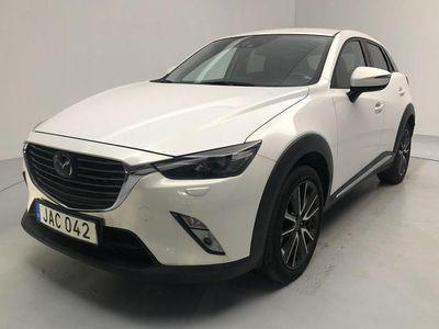 begagnad Mazda CX-3 2.0 AWD