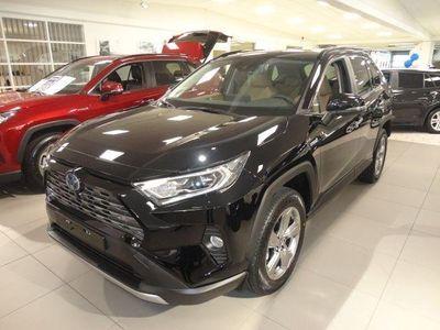 begagnad Toyota RAV4 2,5 Elhybrid Aut AWD Executive JB