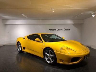 begagnad Ferrari 360 Modena 400hk