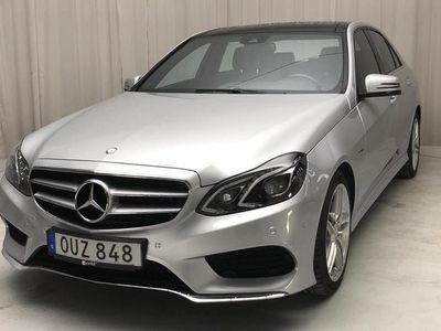 begagnad Mercedes E350 E-KlassBlueTEC W212