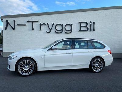 begagnad BMW 320 d XD AUT SPORT NYSERV NYBES !