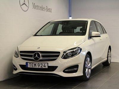 begagnad Mercedes B200 CDI