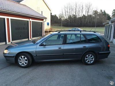 begagnad Peugeot 406 2.0 -04