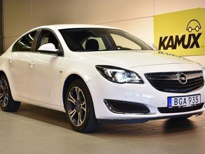 begagnad Opel Insignia 2.0 SIDI Turbo 4x4 250hk