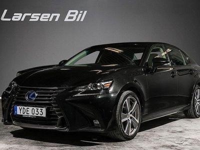 begagnad Lexus GS450H 3.5 V6 CVT Euro 6 345hk
