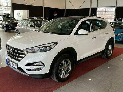 begagnad Hyundai Tucson 1.6T 177 Hk Premium 4WD