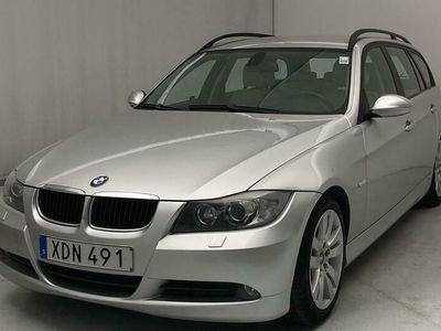 begagnad BMW 320 3-serien i Touring, E91 Dynamic, Läder, Lågmil