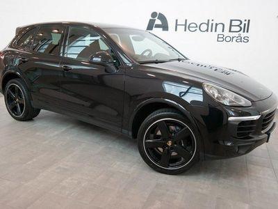 begagnad Porsche Cayenne Diesel 3.0 PLATINUM EDITION