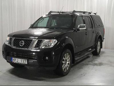 brugt Nissan Navara 3.0 dCi V6 2013, Transportbil 130 000 kr - 150 000 kr