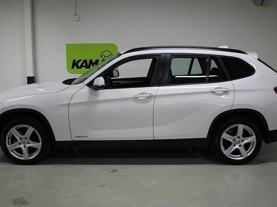 begagnad BMW X1 xDrive18d, (143hk) Nyservad!