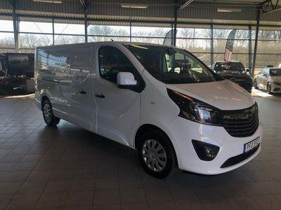 begagnad Opel Vivaro Van L2H1 125HK BI-TURBO